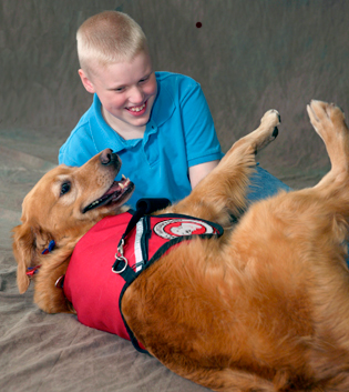 Therapy Dog Breeds Autism
